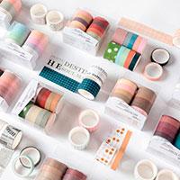 Washi Tape y Masking Tape