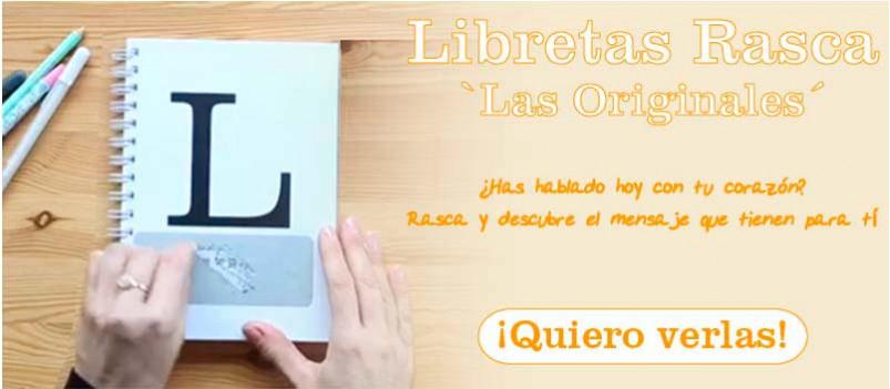 Libretas Rasca